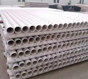 PVC芯层发泡管